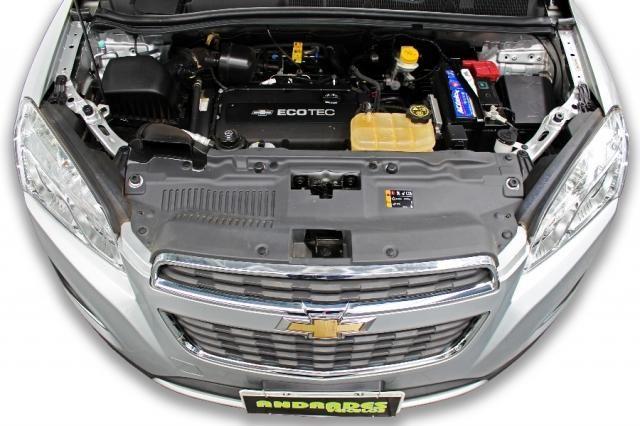 Chevrolet Tracker LTZ 1.8 16V FLEX 4X2 AUT 4P - Foto 14