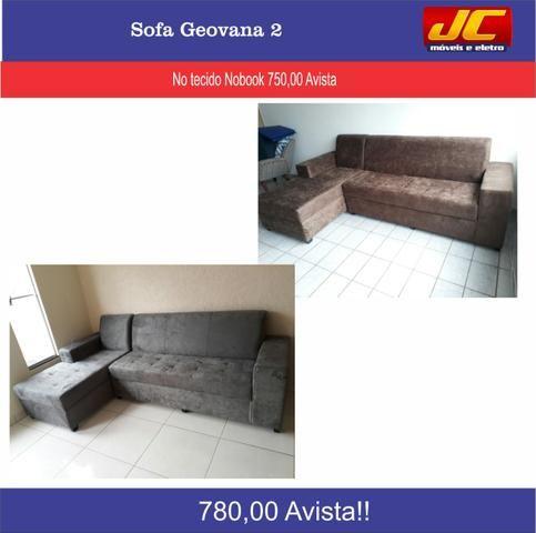 Sofá geovana 2