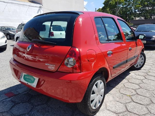 Clio Authentique 1.0 mecânico 4 portas flex - Foto 10
