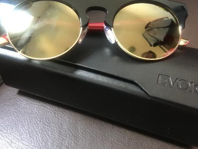 Óculos Evoke - feminino - Modelo Upper II - Bijouterias, relógios e ... d5938df54b