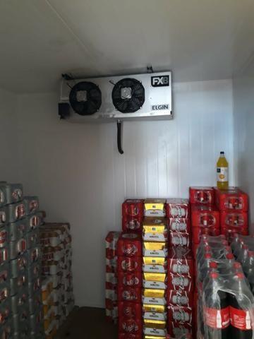 Câmara fria para bebidas, ideal para distribuidoras - Foto 3