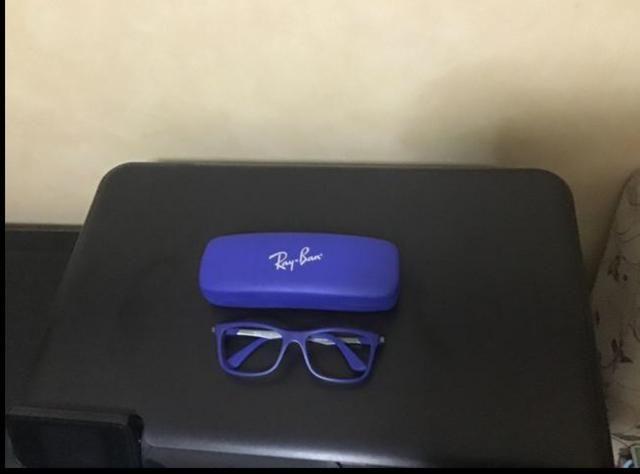 Armação de Óculos Ray-Ban + Caixa original - Outros itens para ... 0961cbef2a
