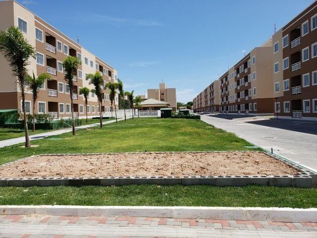 Gran Village Eusebio 2 Apto 2 Qtos 1 Ste Varanda Estrutura de Clube Doc Grátis - Foto 3