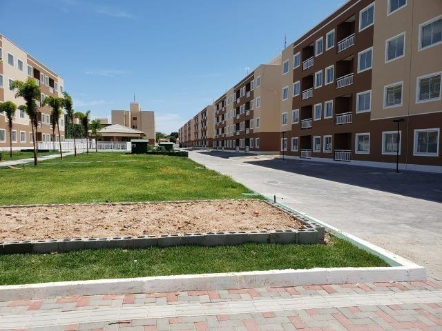 Gran Village Eusebio 2 Apto 2 Qtos 1 Ste Varanda Estrutura de Clube Doc Grátis - Foto 5