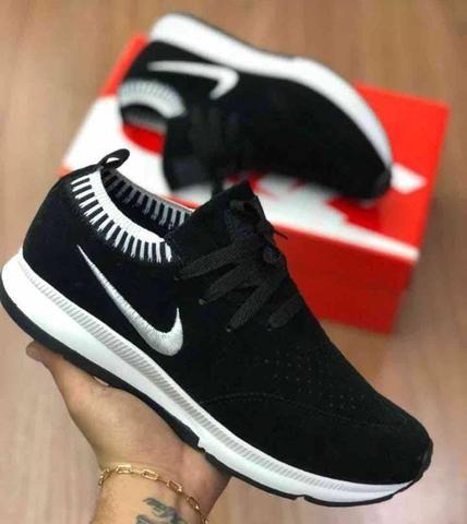 c2a0bbd732 Tênis Nike preto lançamento 2019 - Roupas e calçados - Campo Grande ...