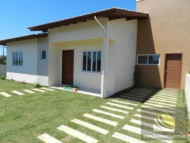 Casa para Venda em Imbituba, ARROIO DO ROSA, 2 dormitórios, 1 banheiro, 2 vagas