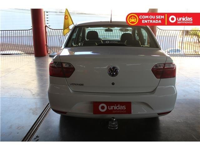Volkswagen Voyage 1.6 msi totalflex trendline 4p manual - Foto 6