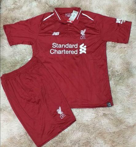 aa65d3b725 Liverpool uniforme - Esportes e ginástica - Cidade Nova, Manaus ...