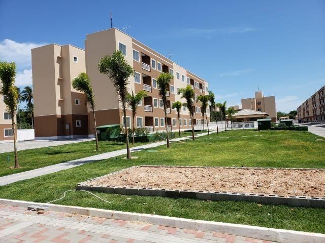 Gran Village Eusebio 2 Apto 2 Qtos 1 Ste Varanda Estrutura de Clube Doc Grátis - Foto 4