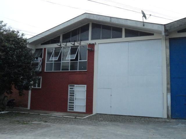 Galpão/depósito/armazém para alugar em Navegantes, Porto alegre cod:LCI852008