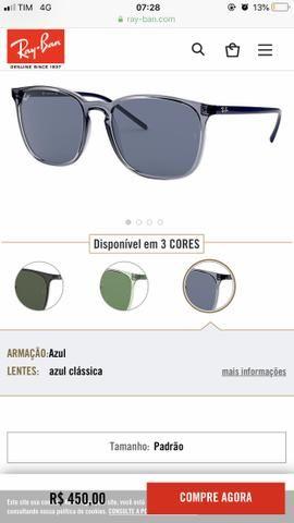 277e7d6b9 Óculos Rayban original - modelo: RB4387 - Bijouterias, relógios e ...