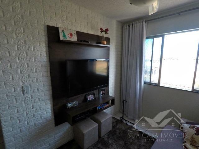 Apartamento 2 Quartos, reformado, com armários, sol da manhã, Resid. Jardim Tropical - Foto 15