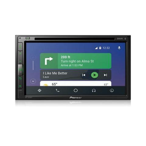 Central multimidia dvd 2din Pioneer AVH Z5280 TV digital Bluetooth GPS 1 ano de garantia