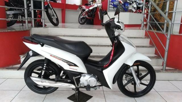 Honda Biz 125 Ex 2015/2015 branca