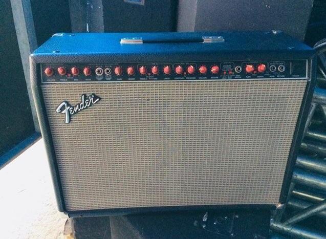 Combo Fender Americano