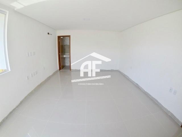 Casa nova no condomínio San Nicolas - 4 suítes sendo 1 máster com closet - Foto 15