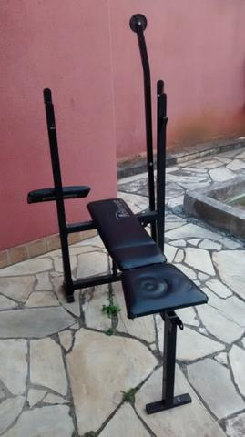 Estação de Musculação Residencial TCB16 - Polimet - Foto 2