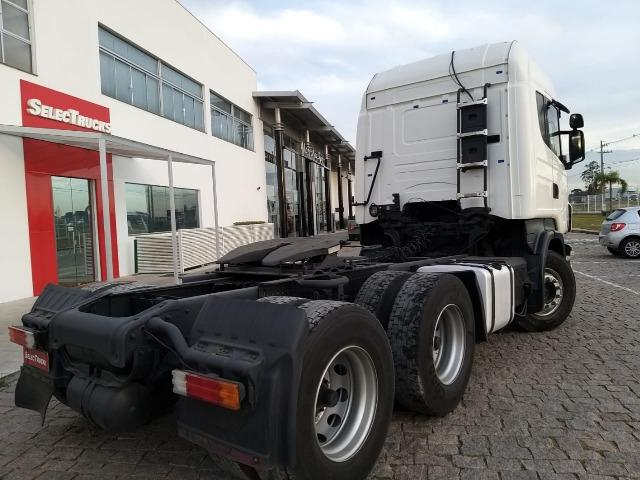 Scania Higlaine R420 6x4 S/reduçao - Selectrucks - Foto 3