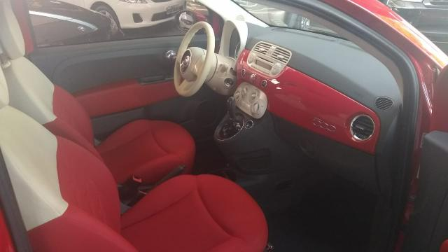Fiat 500 automático - Foto 5