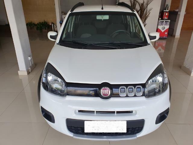 Fiat Uno 1.0 Way 2015
