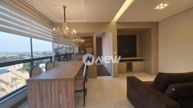 Apartamento com 2 dormitórios à venda, 80 m² por r$ 550.000,00 - mauá - novo hamburgo/rs - Foto 8