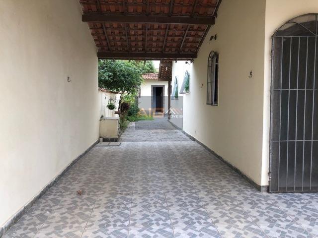 Casa 03 Quartos / Churrasqueira / Portão automático - Foto 2