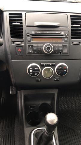 Nissan/ Tiida 1.8 SL 2012 46.000km Teto - Foto 5