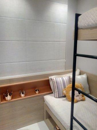 Studio de 37m² na Vila Butantã ,2 dorms, 100 mts portão 3 da USP. Lazer completo - Foto 3