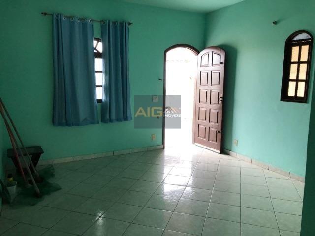 Casa 03 Quartos / Churrasqueira / Portão automático - Foto 16