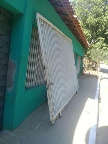 Vendo portão 400,00 - Foto 3