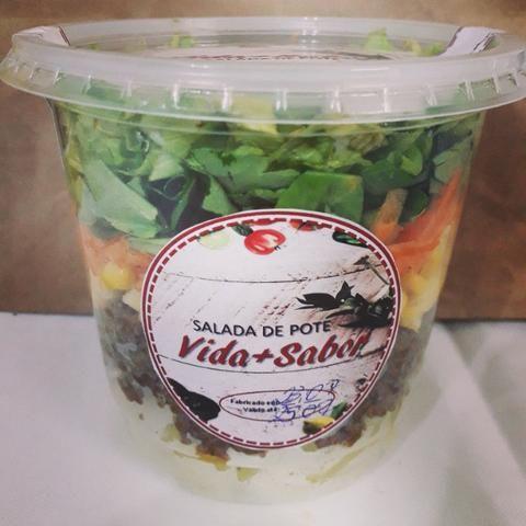 Vida+Sabor Salada de Pote - Foto 4