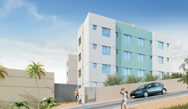 Apartamento Residencial ? venda, Caiçara, Belo Horizonte - AP0223.