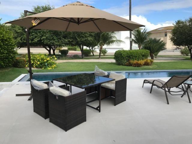 Casa de luxo duplex finamente decorada com mobília completa morada da península -B - Foto 19