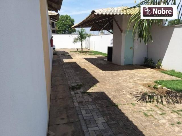 Casa com 2 dormitórios para alugar, 77 m² por r$ 870,00/mês - plano diretor sul - palmas/t - Foto 6