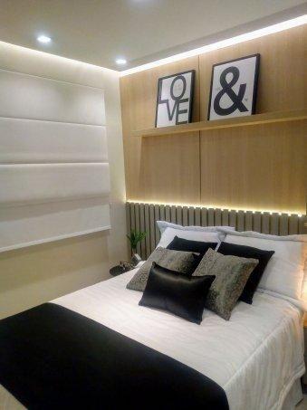 Studio de 37m² na Vila Butantã ,2 dorms, 100 mts portão 3 da USP. Lazer completo - Foto 5