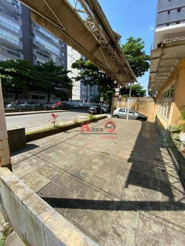 Casa com 3 dormitórios para alugar por R$ 17.000,00/mês - Aparecida - Santos/SP - Foto 5