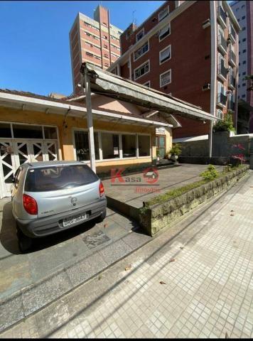 Casa com 3 dormitórios para alugar por R$ 17.000,00/mês - Aparecida - Santos/SP - Foto 4