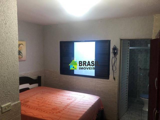 Casa com 3 dormitórios à venda, 110 m² por R$ 350.000,00 - Jardim Quisisana - Poços de Cal - Foto 3