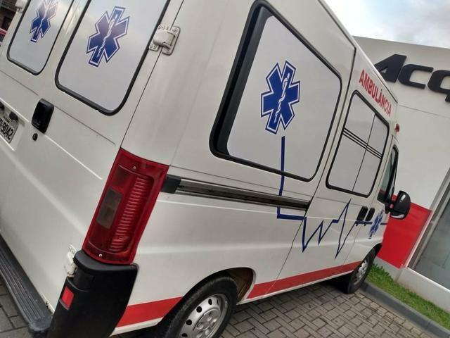 Ambulancia ducato 2004 - Foto 4