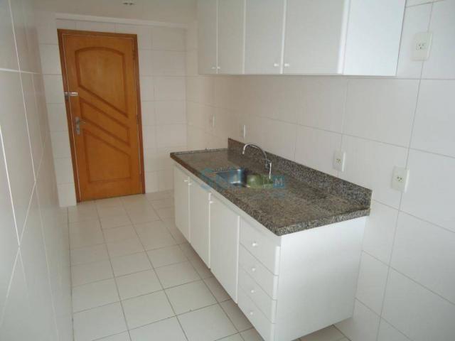 Apartamento com 2 dormitórios para alugar, 86 m² - Icaraí - Niterói/RJ - Foto 13