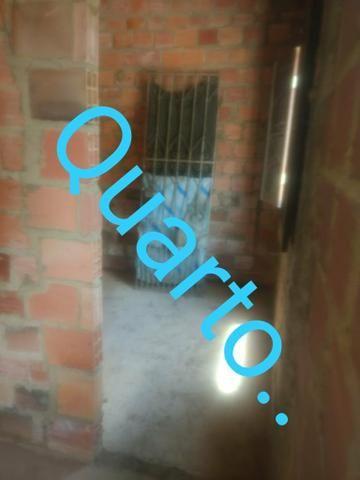 Casa Em Alagoinhas Frente Da Chácara JH Rua Tranquila No Parque São Bernardo - Foto 2