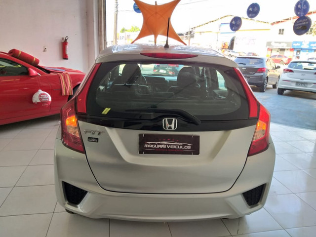 Honda Fit Lx Cvt 1.5 2015 - Foto 7