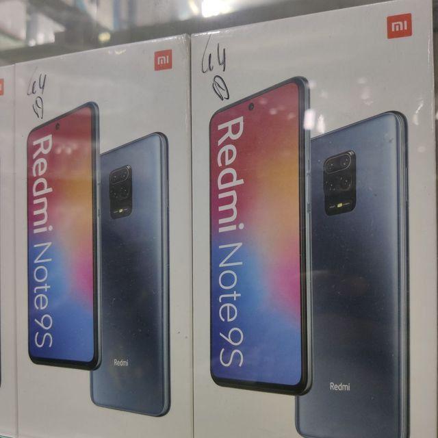 Redmi Note 9s  da Xiaomi em Promoção! NOVO lacrado com garantia e entrega imediata