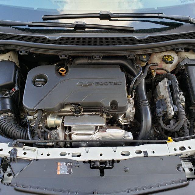 Cruze lt 2017, automático, motor 1.4 turbo, hiper novo!! R$: 68.900,00!! - Foto 10