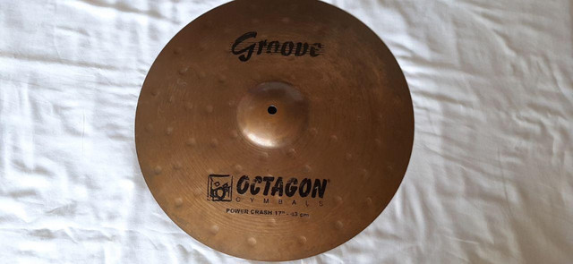 Power Crash Octagon Groove 17""
