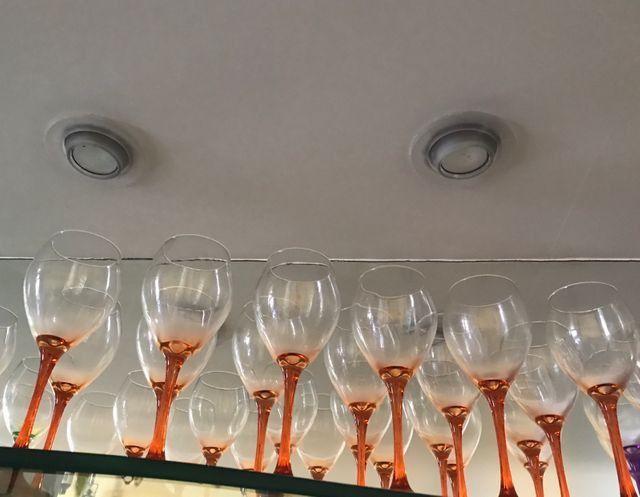 Taça Vinho SELECT COLOUR (só laranja e verde)