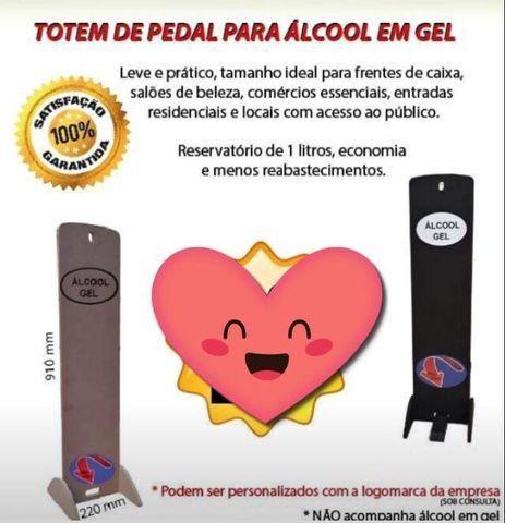 Totem Álcool em Gel - Foto 5