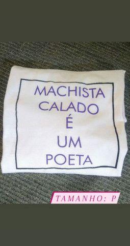Combo de T-shirt Femininas  - Foto 3