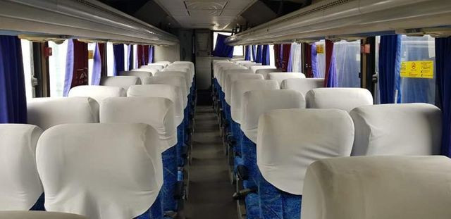 Ônibus Caio Giro 3600 Volks Bus 18 320 Cummins Único Dono Com Ar de Teto - Foto 8