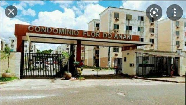 Vendo apartamento residencial flor do ananin